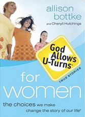 God Allows U-turns - For Women
