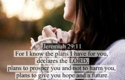 Jeremiah 29 11