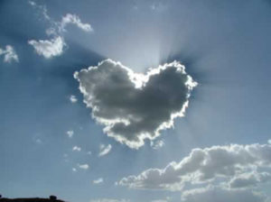 Cloud Heart Photo