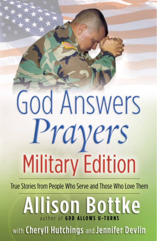God Answers Prayers – Military Edition